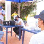'Tránsito Cesar se toma tu municipio': Manaure fue la primera parada