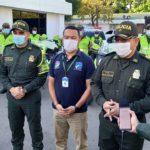 Gobierno 'Lo Hacemos Mejor' le dio la bienvenida al Cuerpo Especializado contra la Ilegalidad y la Siniestralidad Vial, CECIS
